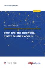 Vente Livre Numérique : Space Fault Tree Theory and System Reliability Analysis  - Shasha LI - Tiejun CUI