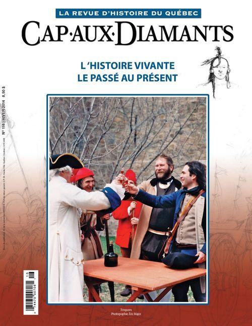 Cap-aux-Diamants. No. 116, Hiver 2014