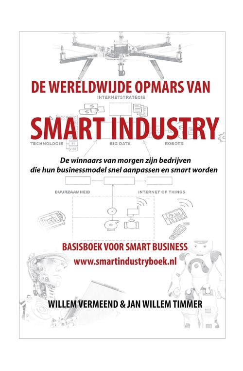 De wereldwijde opmars van Smart Industry