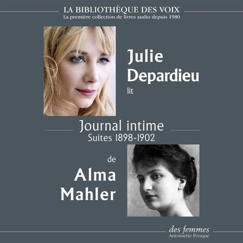Vente AudioBook : Journal intime  - Alma Mahler