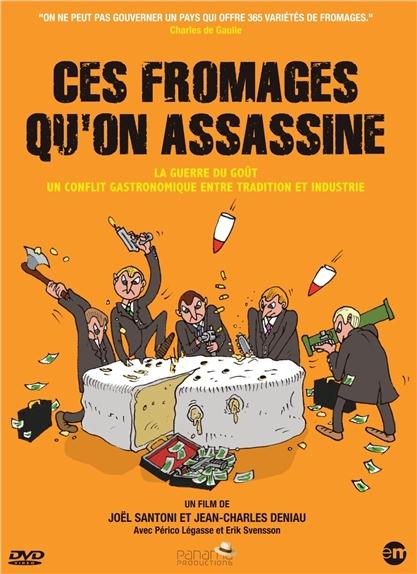 Fromages Qu'On Assassine - Dvd