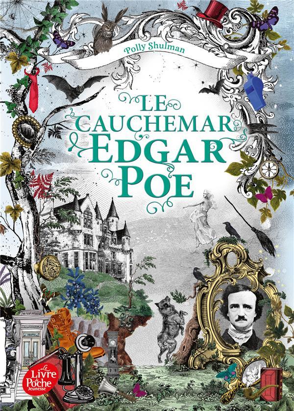 La malédiction Grimm t.3 ; le cauchemar Edgar Poe