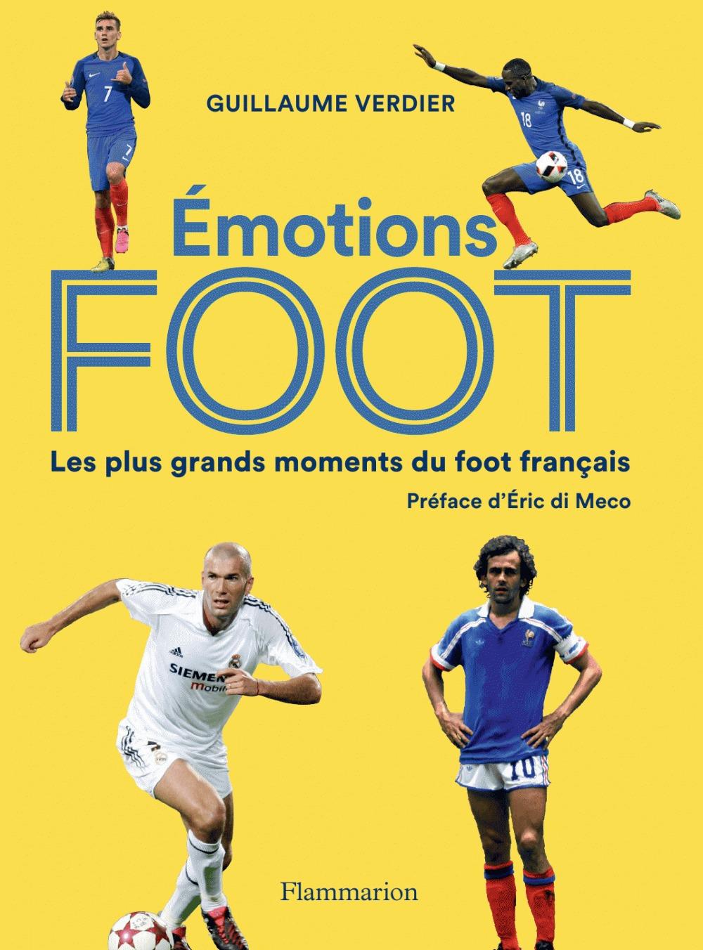 émotions foot ; les plus grands moments du foot français
