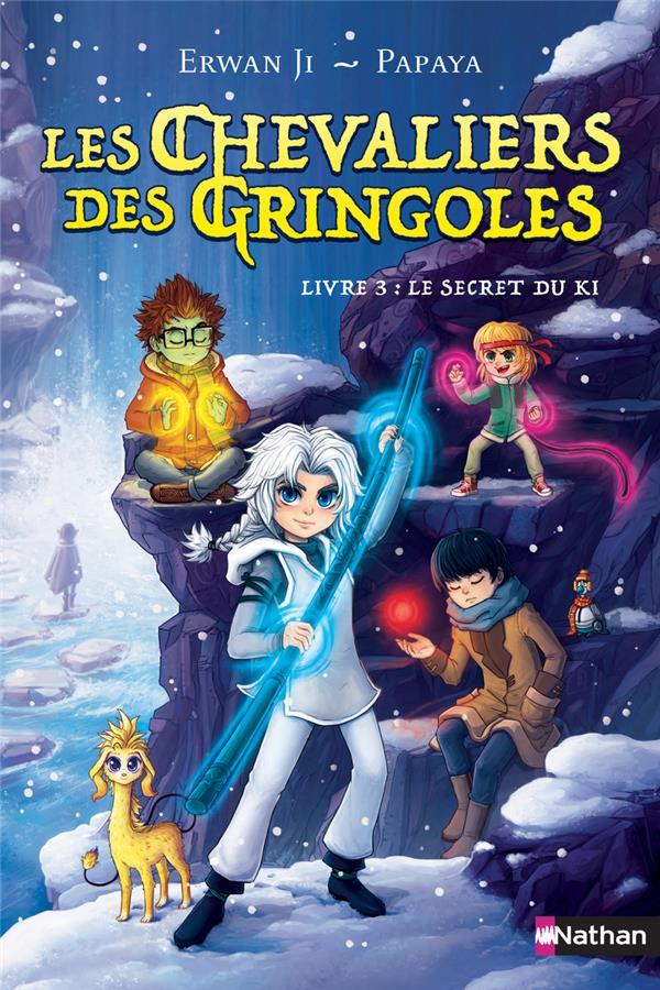 Les chevaliers des Gringoles T.3 ; les secrets du ki