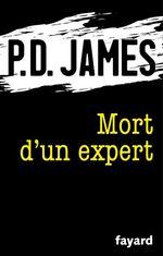 Vente Livre Numérique : Mort d'un expert  - Phyllis Dorothy James - P.D. James