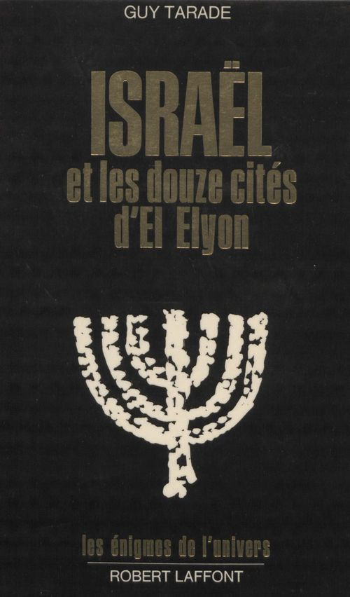 Israel et les douze cites d'el elyon