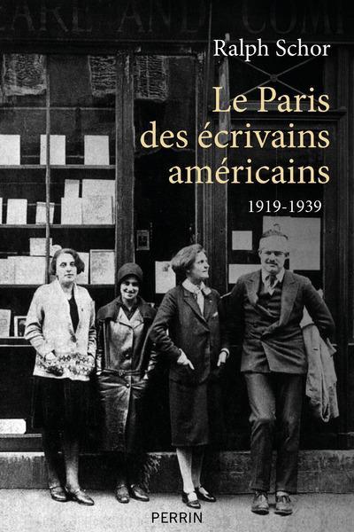 Le paris des écrivains américains 1919-1939