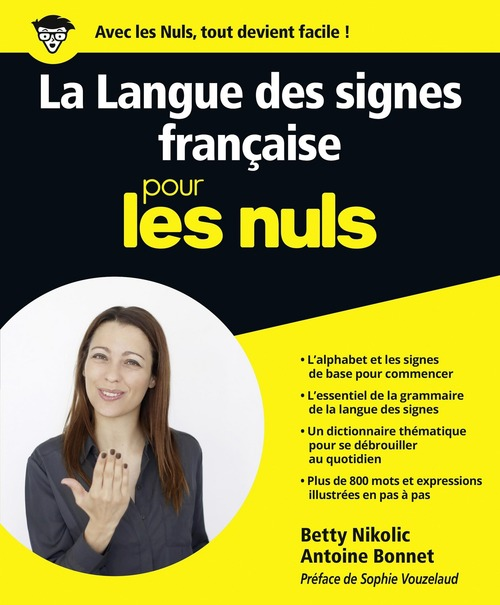 La langue des signes pour les nuls