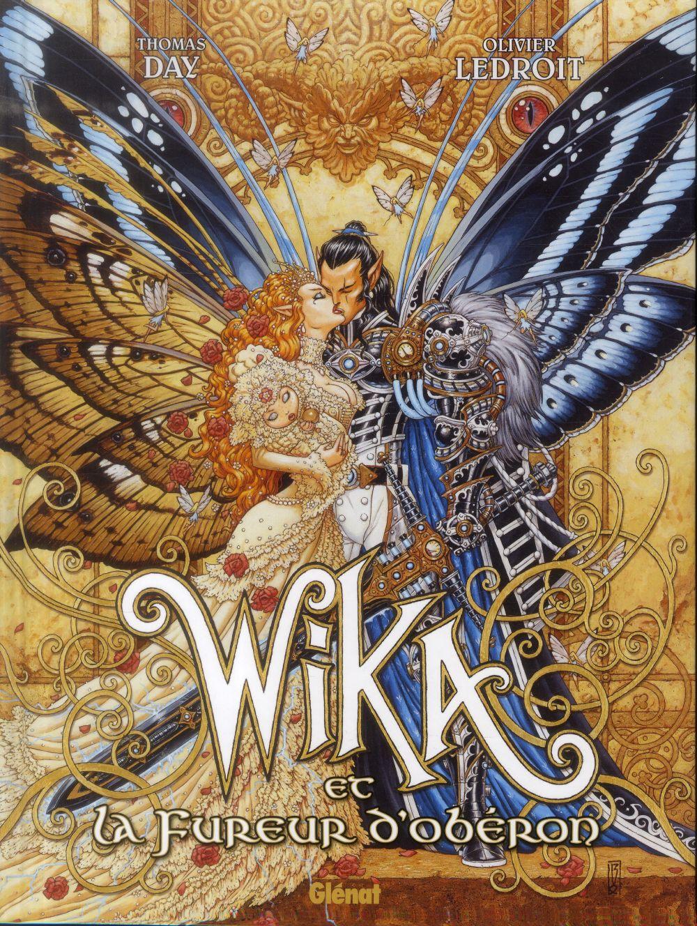 Wika T.1 ; Wika et la fureur d'Obéron