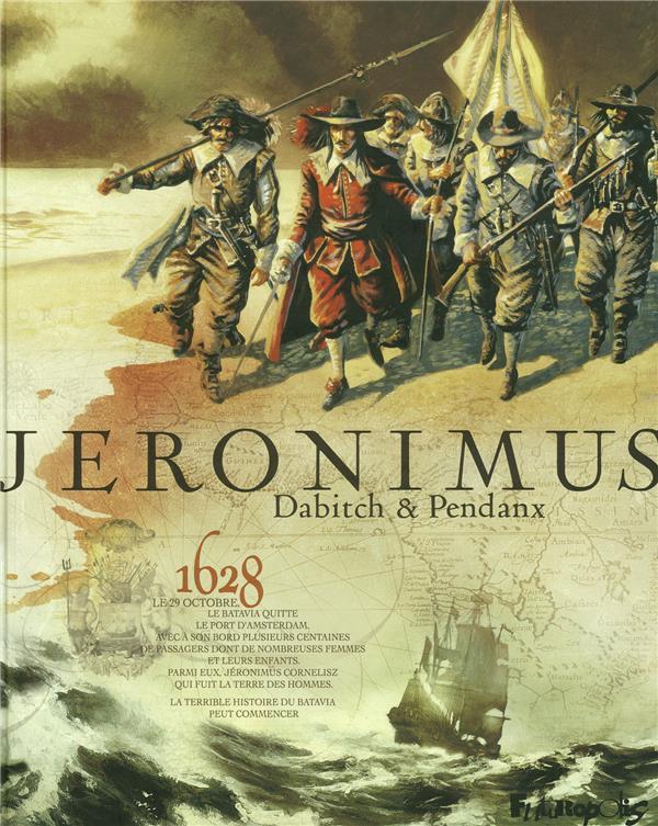 Jéronimus ; intégrale