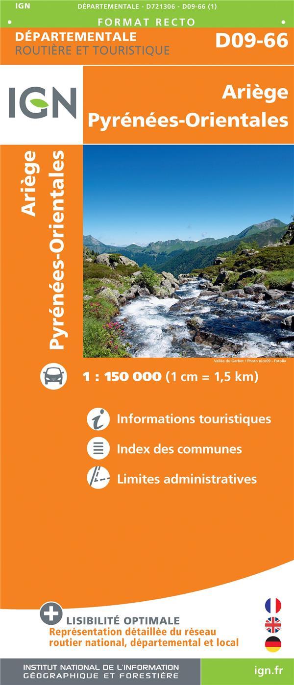D721306 ; Arriège, Pyrénées-Orientales