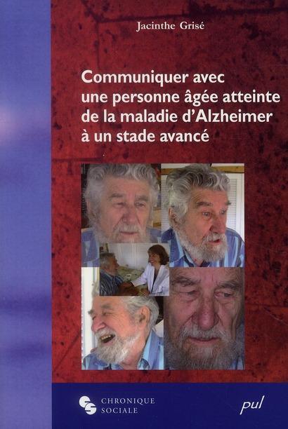 Communiquer Avec Une Personne Atteinte Maladie D'Alzheimer