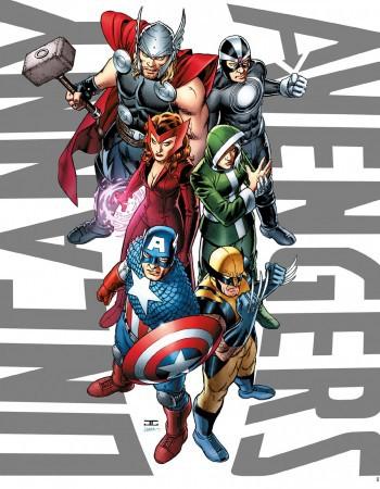 Uncanny Avengers T.1