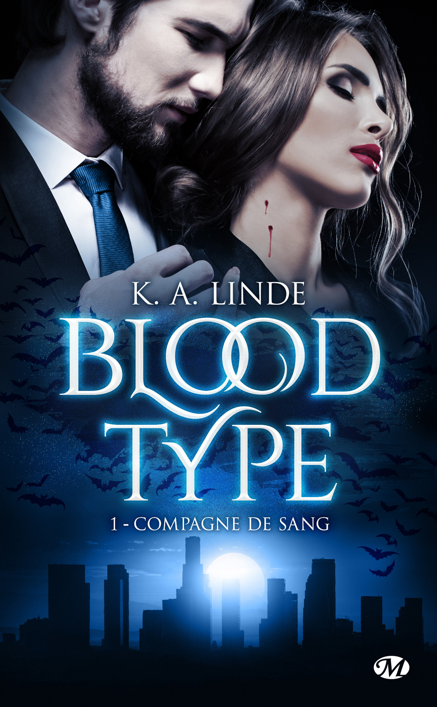 Blood type T.1 ; compagne de sang