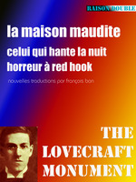 Vente EBooks : La maison maudite  - Howard Phillips LOVECRAFT