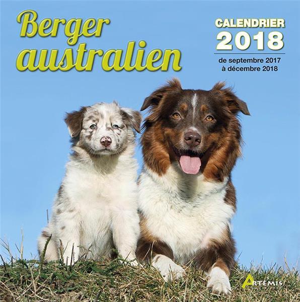 Berger australien (édition 2018)