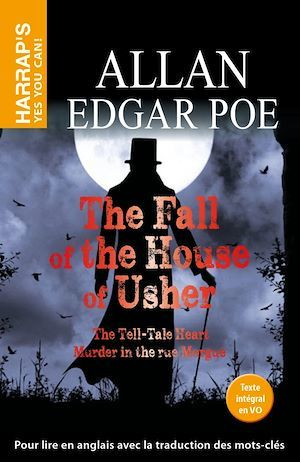 the fall of the house of Usher ; and other scary stories