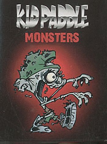 Kid Paddle ; monsters