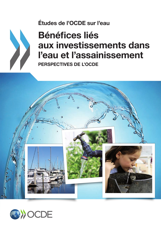 Bénéfices liés aux investissements dans l'eau et l'assainissement ; perspectives de l'OCDE