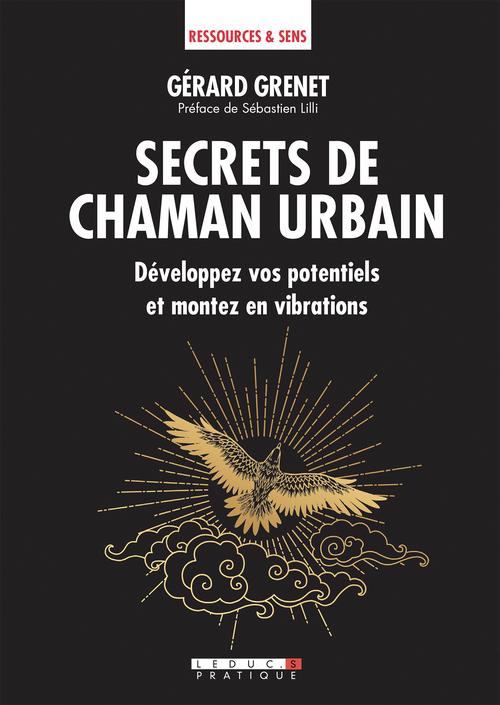 Secrets de chaman ; développez vos potentiels et montez en vibrations