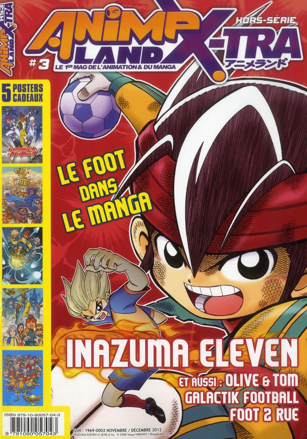 Animeland X-tra n.3