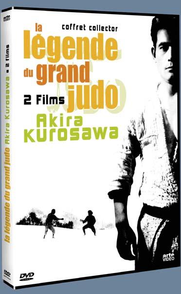 La Légende du grand judo + La nouvelle légende du grand judo