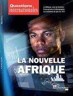 Vente Livre Numérique : Questions internationales : La nouvelle Afrique - n°90  - La Documentation française