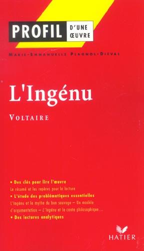 L'Ingenu De Voltaire