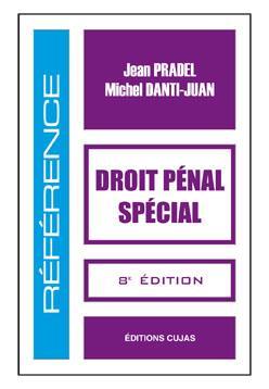 Droit pénal spécial (8e édition)