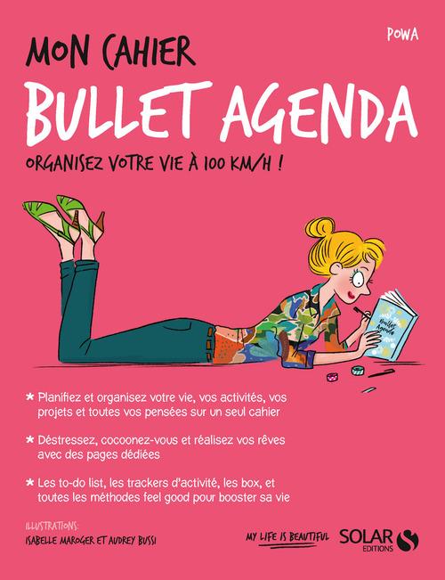 Mon cahier Bullet agenda