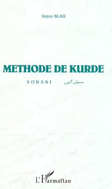 Méthode de kurde ; sorani
