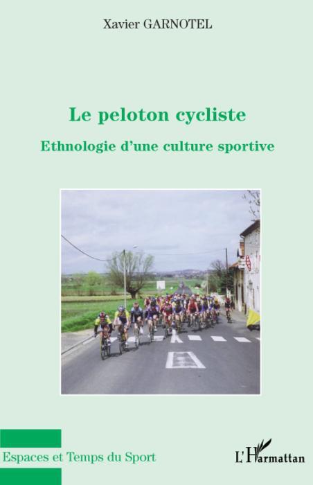 Le peloton cycliste