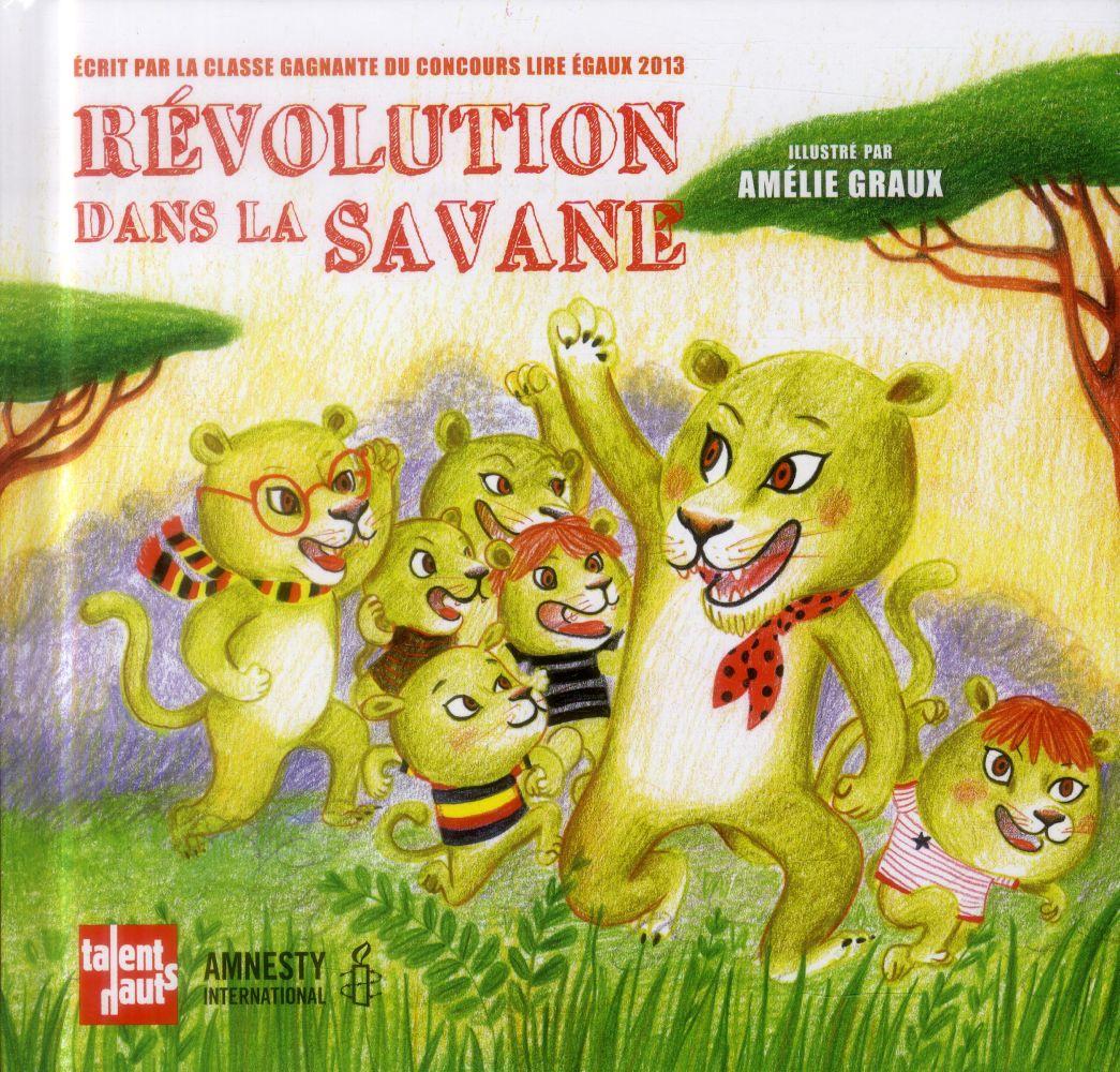 Révolution dans la savane