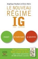 Vente Livre Numérique : Le Nouveau régime IG  - Elvire Nérin
