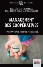 Management des coopératives  - Chloé Guillot-Soulez - Sonia Capelli - William Sabadie