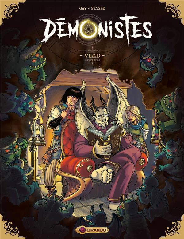 Démonistes t.1 ; Vlad