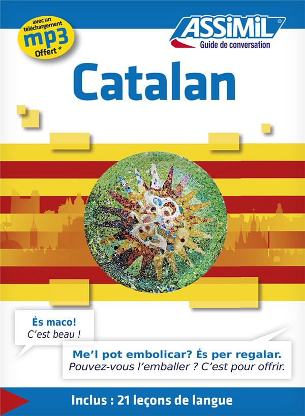 Guides de conversation ; catalan
