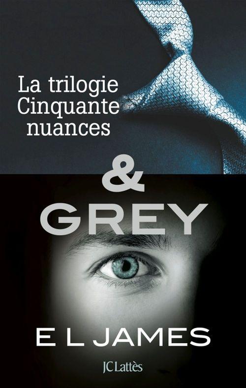 cinquante nuances ; Intégrale ; Cinquante nuances de Grey
