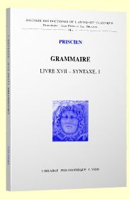 Grammaire livre XVII syntaxe 1