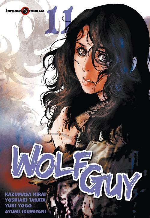 Wolf guy t.11