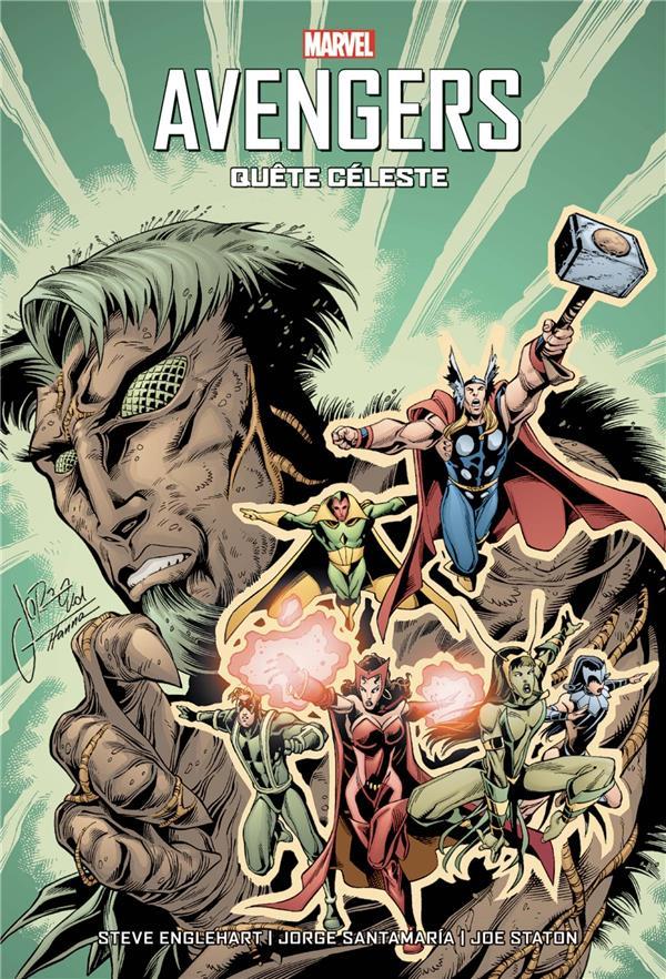 Avengers ; quête céleste