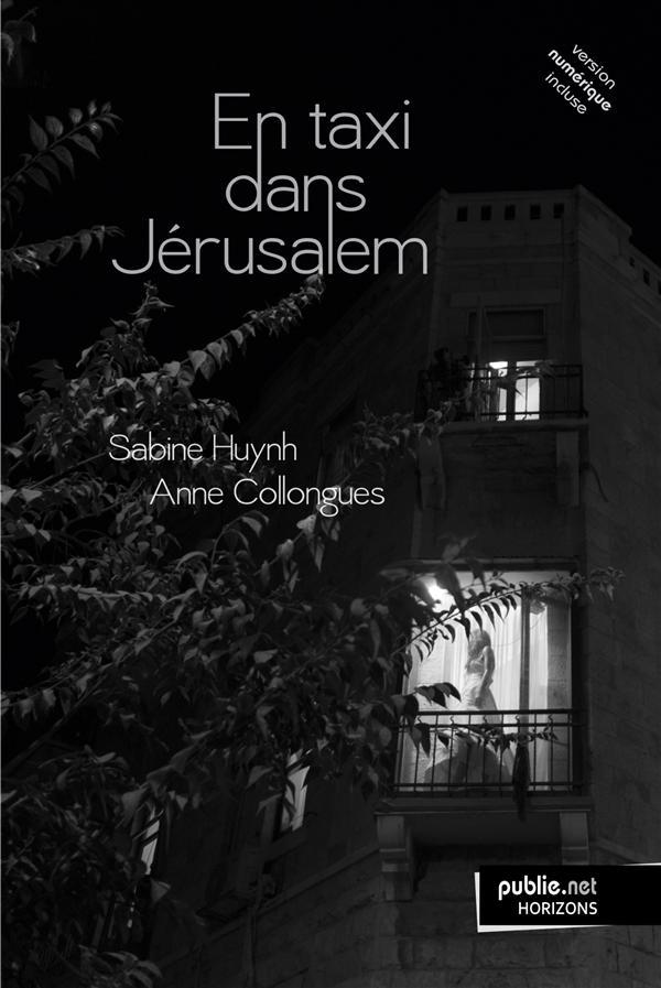 En taxi dans Jérusalem