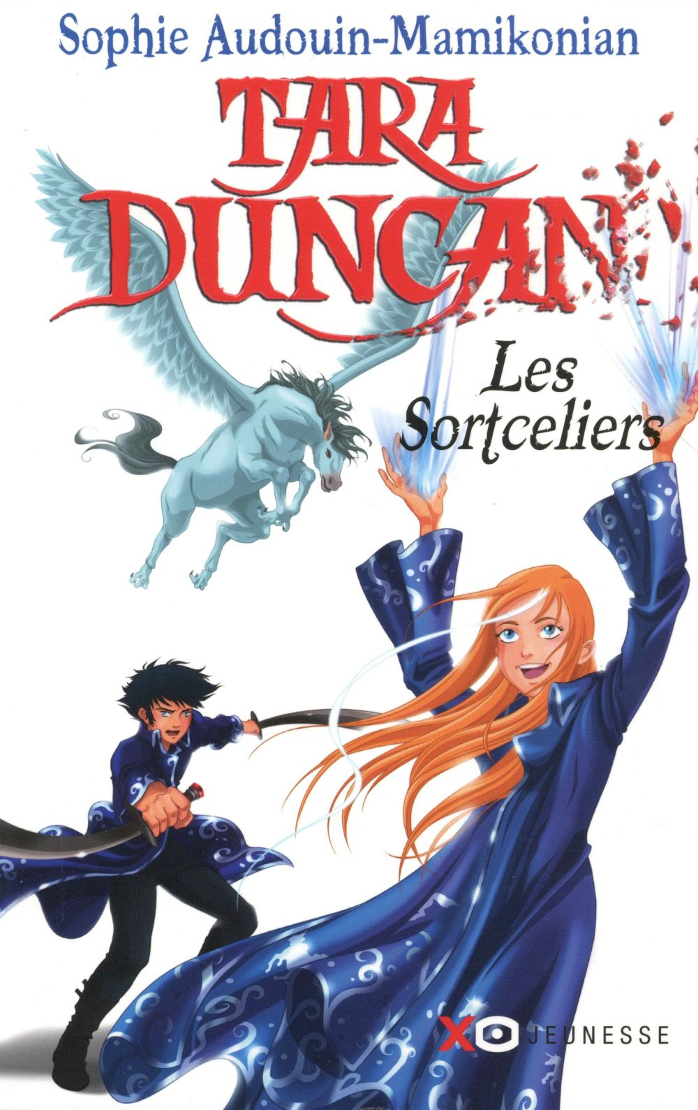 Tara Duncan t.1 ; les sortceliers