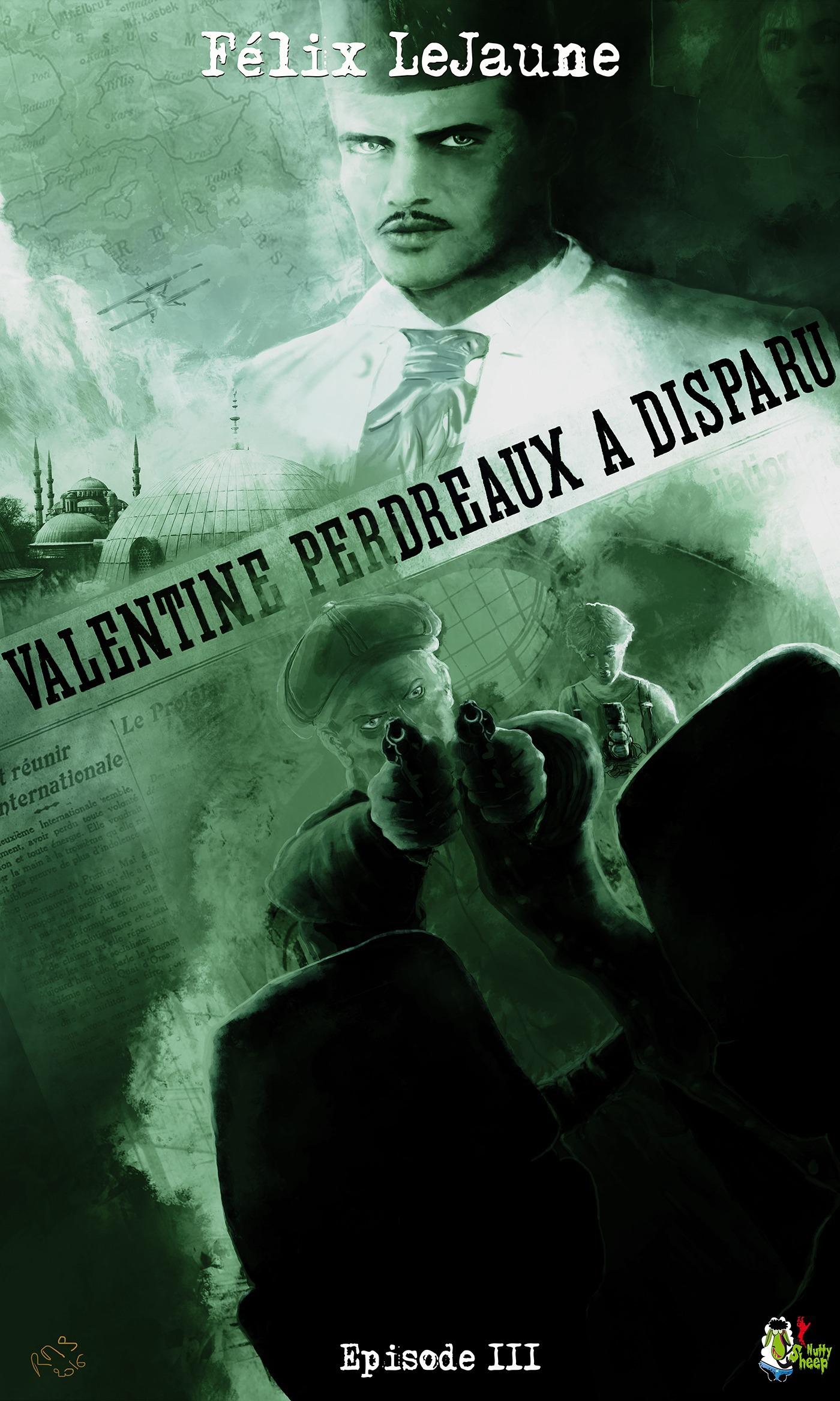 Valentine Perdreaux a disparu, Épisode 3