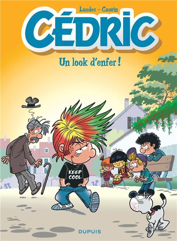 CEDRIC T.29  -  UN LOOK D'ENFER !
