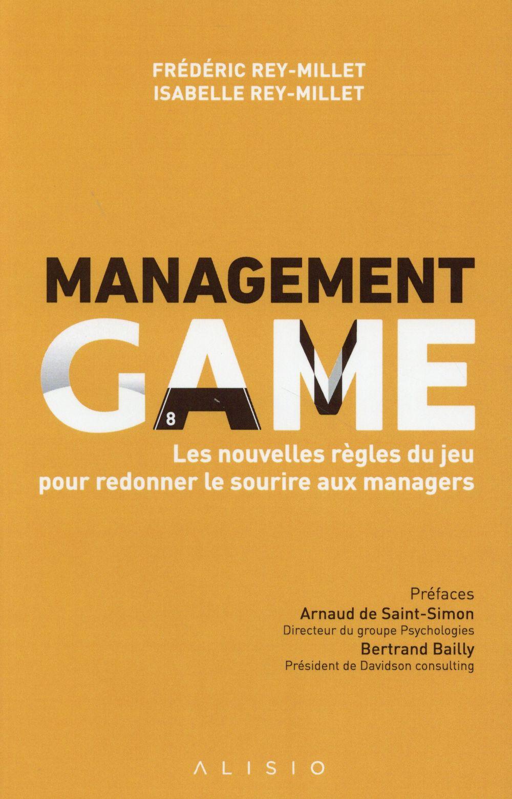 Management game ; les 7 postures du manager