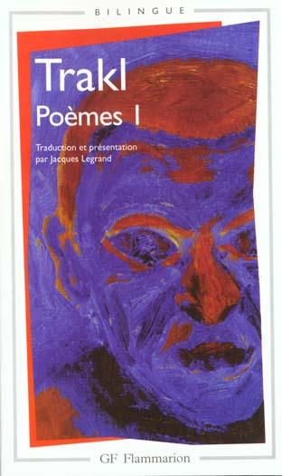 Poèmes t.1