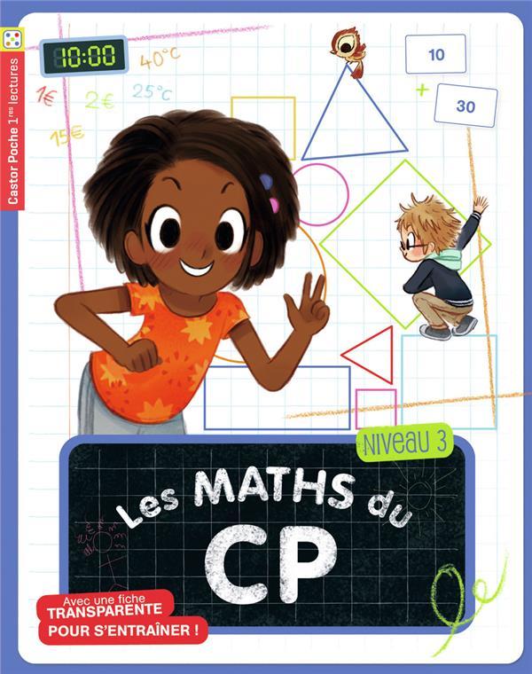 Les maths du CP ; niveau 3
