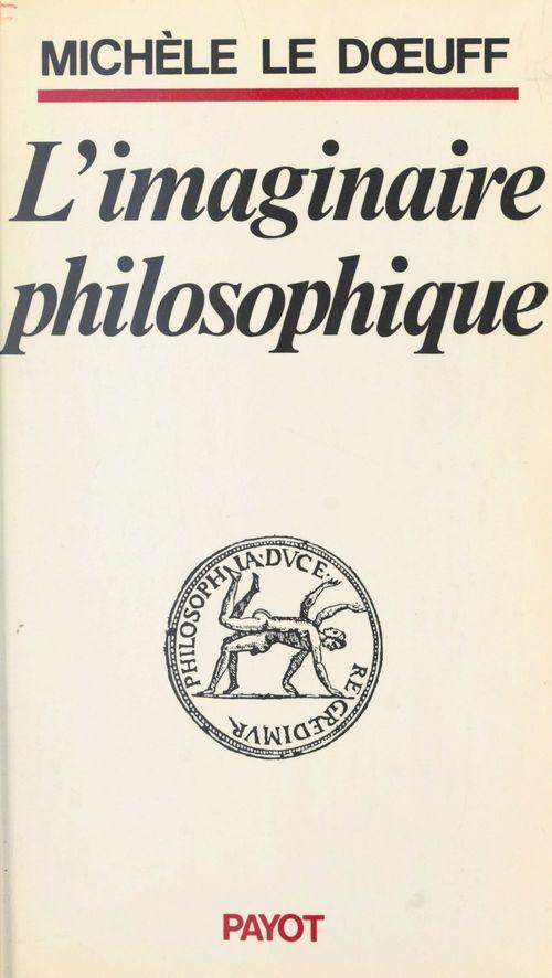 L'imaginaire philosophique