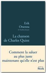 Vente Livre Numérique : La chanson de Charles Quint  - Erik Orsenna